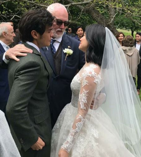 IN PHOTOS: Anne Curtis and Erwan Heussaff finally tie the knot in ...