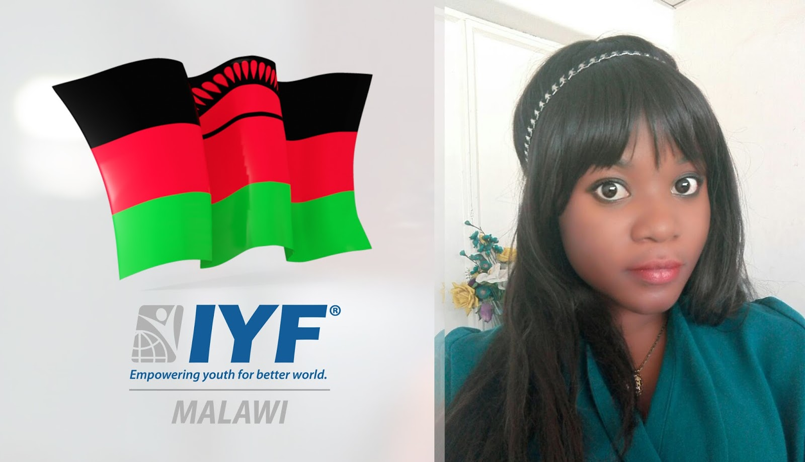Walusungu Ngulube, IYF Representative in Malawi
