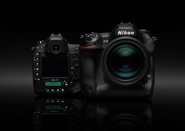 6 Primary Features of Nikon D5