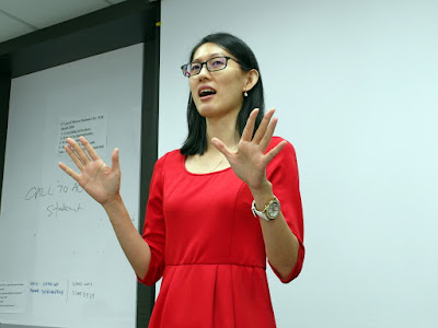 High Impact Presentation Skills by Azmi Shahrin at Silverlake on 10-11 July 2016 Session #3