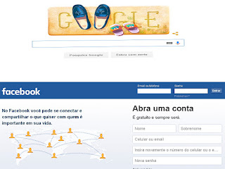 FAZE LOGIN COM DUAS CONTA NO FACEBOOK