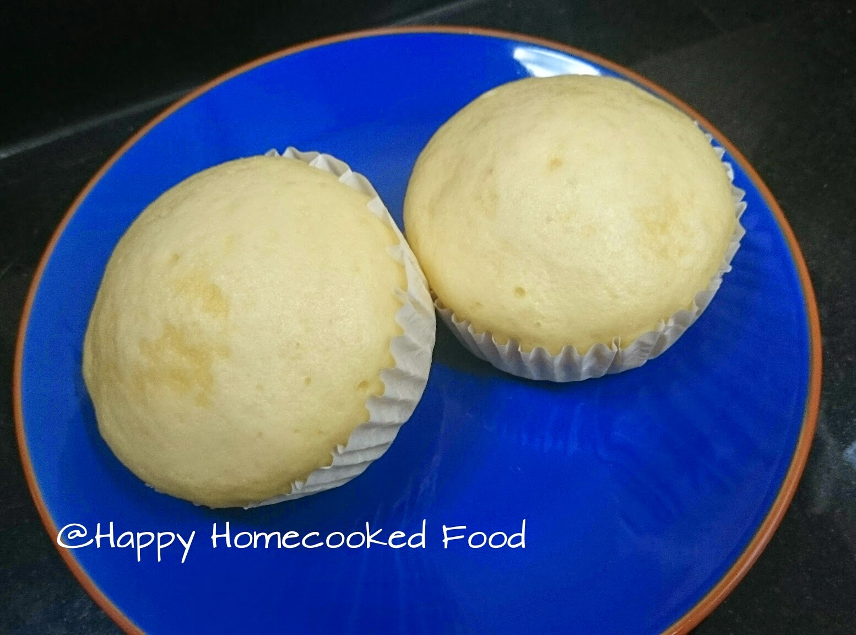 Japanese Towel Cake Recipe: Happy Homecooked Food: Mango Mushi-pan (Japanese Steamed Cake