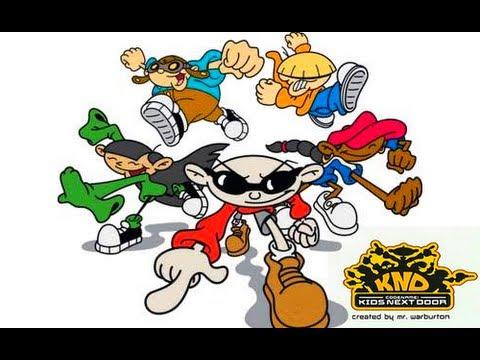 Animação em foco: KND - A TURMA DO BAIRRO (2002)