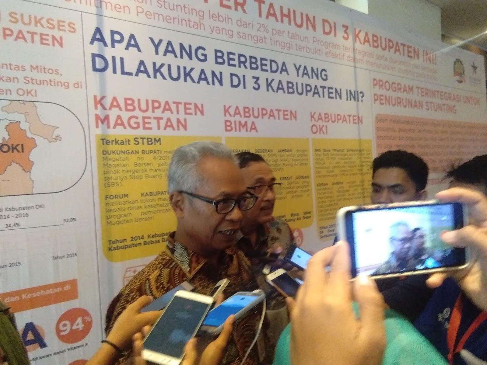 Akses Sanitasi Makassar Masih Rendah