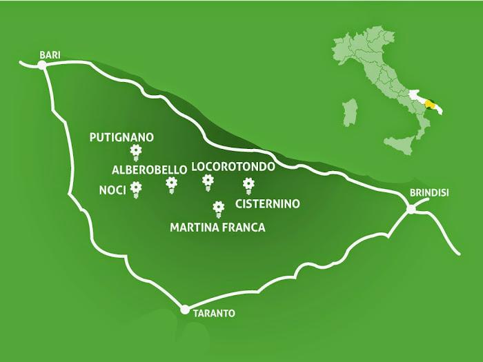 Vallée d'Itria