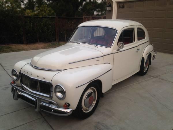 1963 Volvo PV 544 Sport