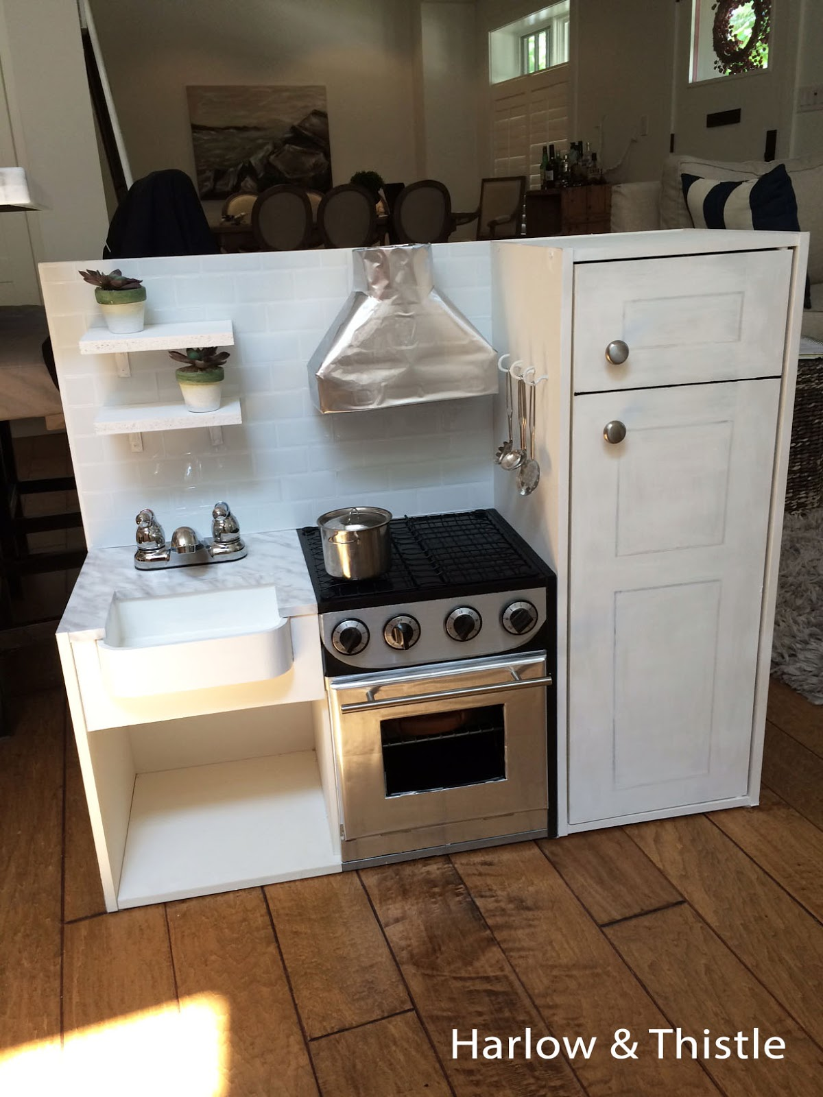 Kitchen Diy Diy Play Kitchen Harlow And Thistle Home Design