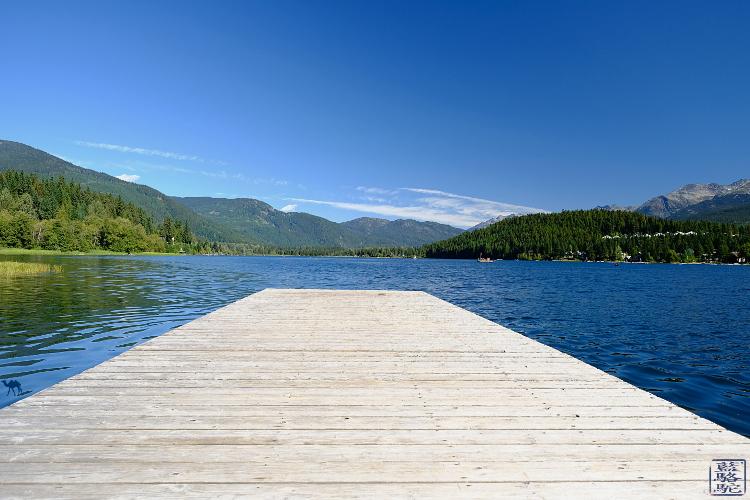 Le Chameau Bleu - Blog Voyage Canada - 10 choses à Savoir sur le Canada  - Alta Lake Whistler