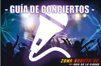 Guía de conciertos
