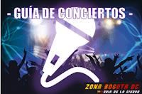 Guia de conciertos