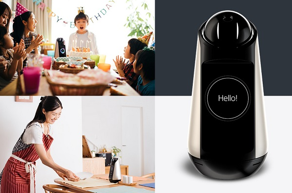 SONY announces Xperia Hello! (G1209) communication robot with 4.6-inch touch screen display
