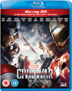 Captain America Civil War 2016 hindi dubbed movie watch online 720p BRrip