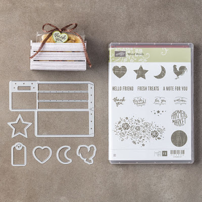 Everyone loves a discount. Get 10% off when you get this great stamp set and amazing crate framelits together - http://bit.ly/2fPO1nB - Simply Stamping with Narelle