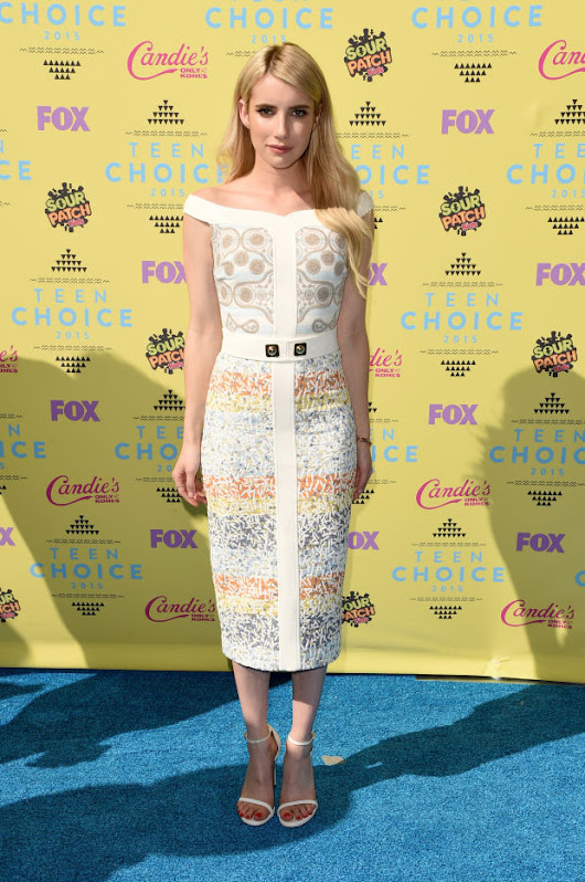 Teen Choice Awards 2015: Best Dressed