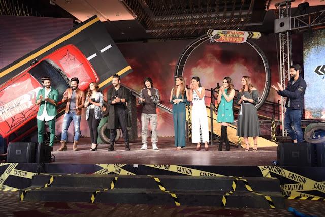 Rohit Shetty Launches 'Khatron Ke Khiladi Season 8' Stills
