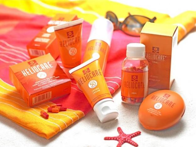 Viên uống chống nắng cho da bằng đường uống