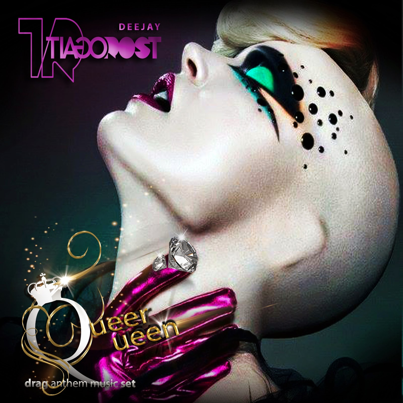 DJ Tiago Rost - QUEER QUEEN (Drag Anthem Music Set)