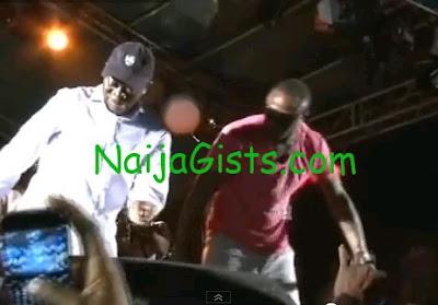 adams oshiomhole azonto dance