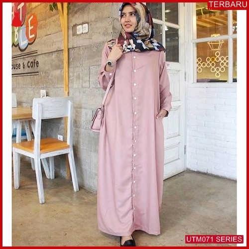UTM071H84 Baju Harima Muslim Maxi UTM071H84 047 | Terbaru BMGShop