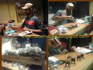 Ngopi Bareng Blogger Medan Community (BMC) di Omerta Koffie