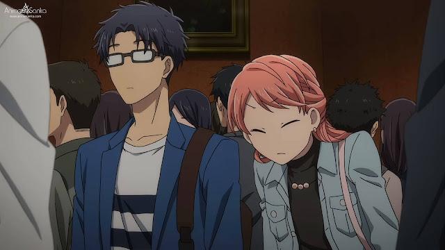 جميع حلقات انمى Wotaku ni Koi wa Muzukashii بلوراي BluRay مترجم أونلاين كامل تحميل و مشاهدة