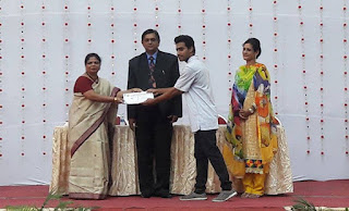 Cover Photo: All-Round Student Award - Achiever's Day College