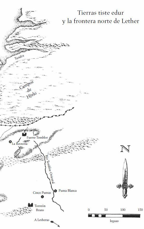 Tierras Edur A - Mareas de Medianoche