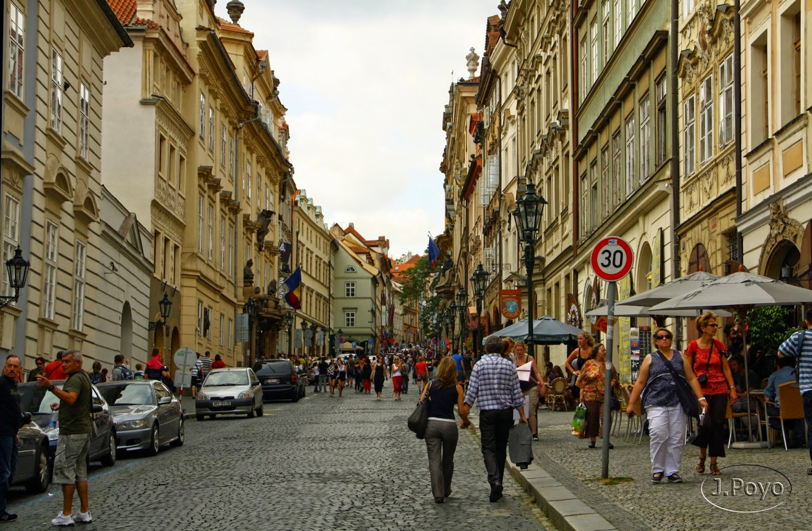 Malá Strana de Praga