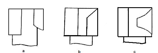 Kết cấu phần đầu của pít tông bơm PE