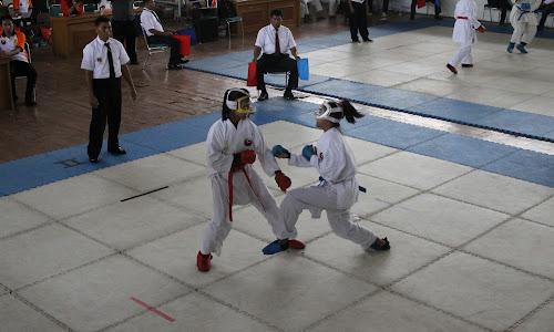 Karate Inkado SMA.Neg.2 Barru 2011 di Kejurda Inkado Sulsel di Kab. Bone