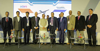 Adani defence and Aerospace start India's first unmaned aerial vehicle production unit