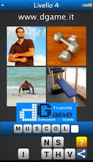 PACCHETTO 4 Soluzioni Trova la Parola - Foto Quiz soluzione livello 4