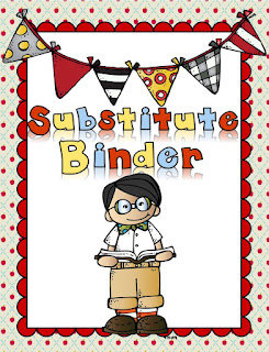 Substitute Binder Documents
