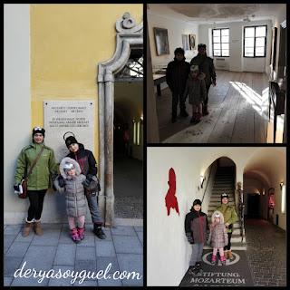 Mozarts Geburts Haus-Salzburg