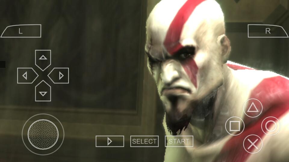 God Of War Ghost Of Sparta Highly Compressed PSP Game