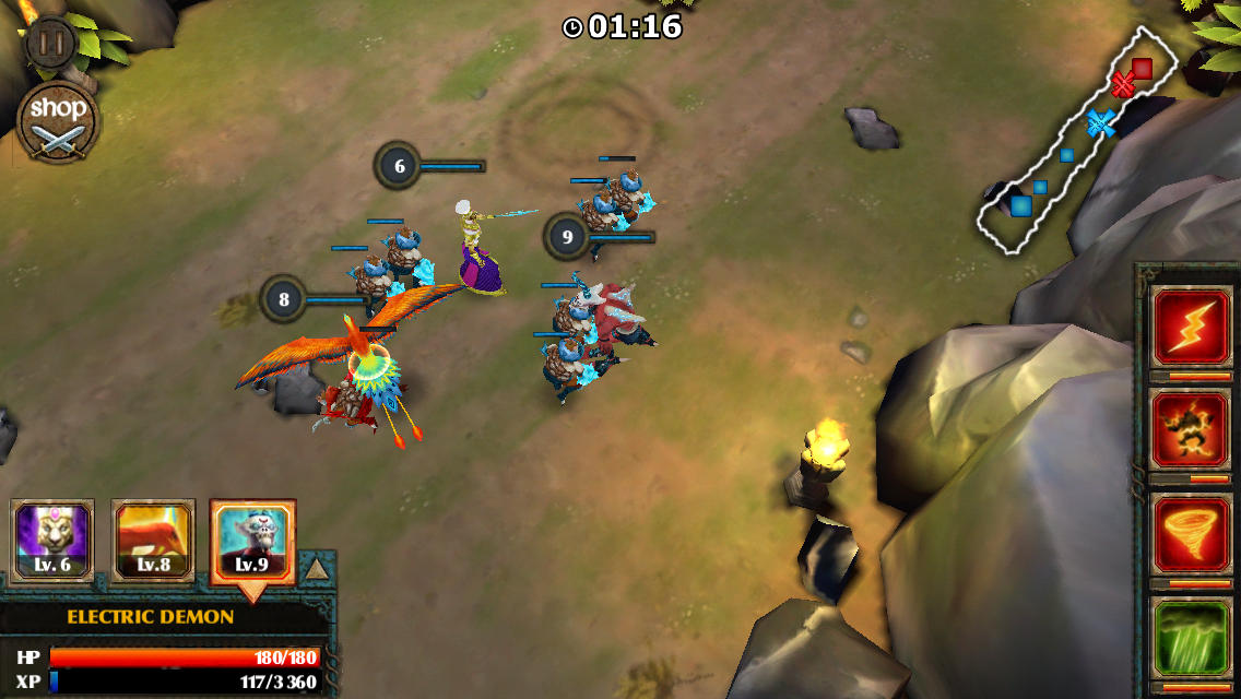 legendary heroes apk mod 2.3.76