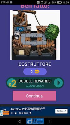 Indovina la carta Royale soluzione livello 3