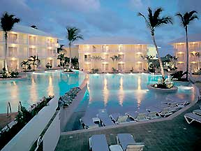 punta cana hotel pour adulte seulement