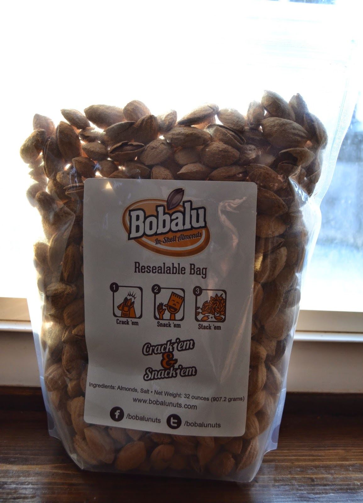 Bobalu Almonds