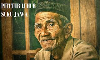 Kearifan Lokal Suku Jawa Dan Lingkungan Hidup