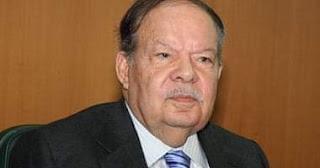 عزاء واجب البقاء لله وفاة زوجة أحمد فتحى سرور رئيس مجلس الشعب الأسبق