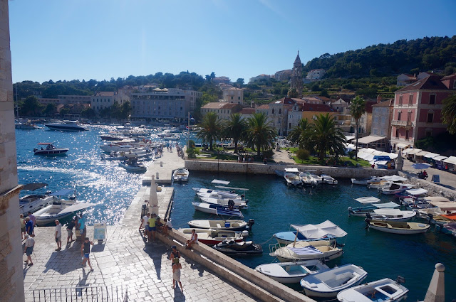 DAY TRIP TO HVAR, CROATIA