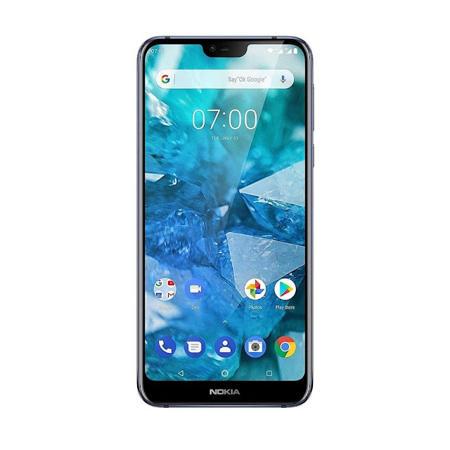 Nokia 7.1 revealed as part of the Android One program with a Snapdragon 636