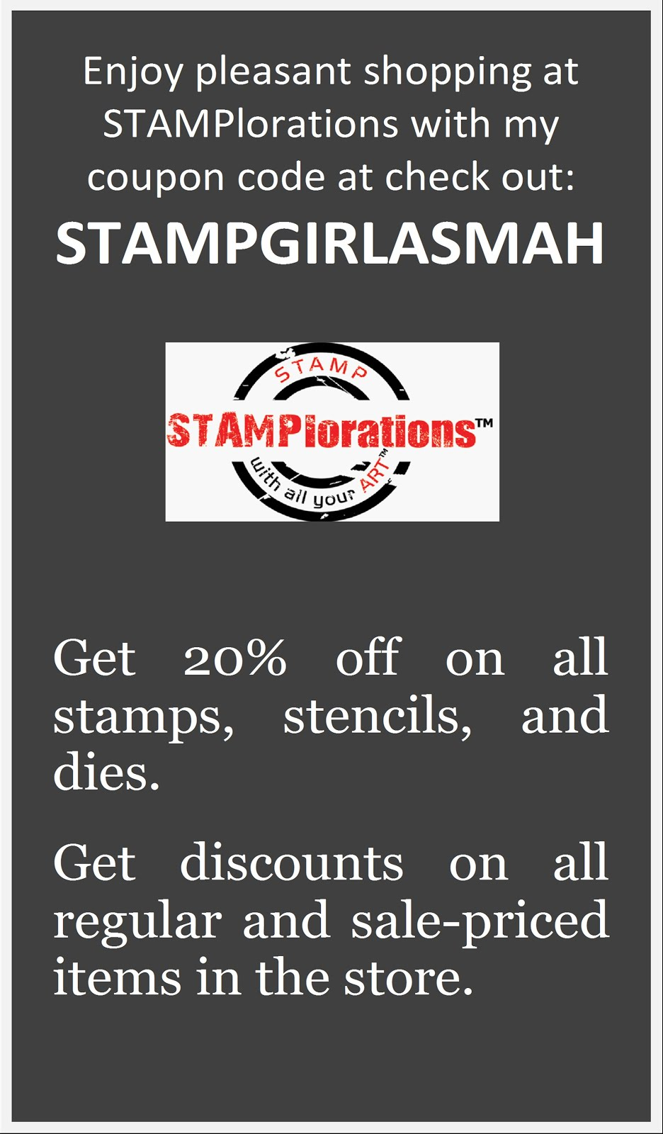 Shop @ STAMPlorations