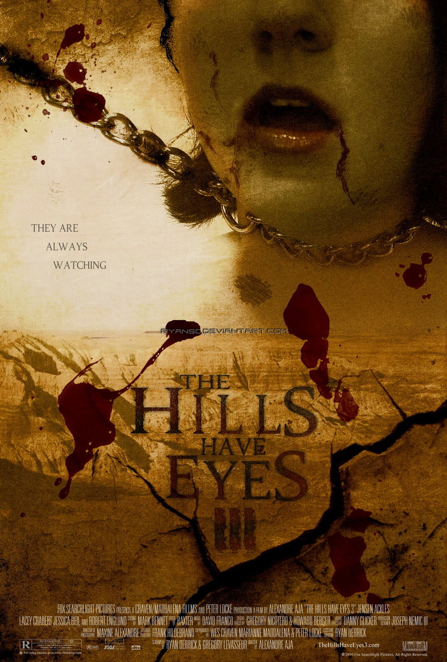 The Hills Have Eyes 3
