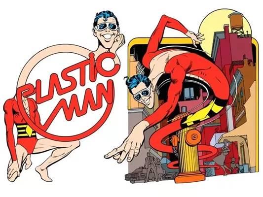 Kekuatan Plastic Man (DC Comics)