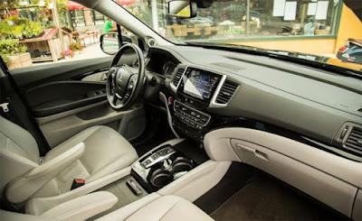 2016 Honda Pilot Elite Canada