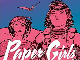 REVIEW - Paper Girls Volume 2 by Brian K Vaughan and Cliff Chiang