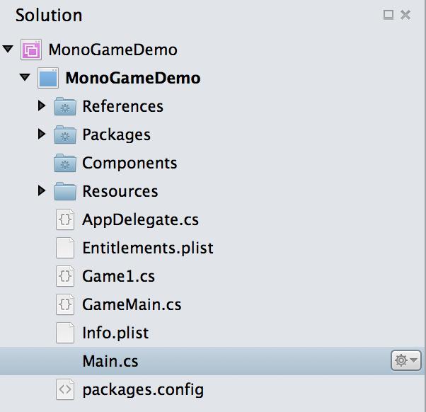 www johankarlsson net: Setting up MonoGame for iOS in Xamarin Studio