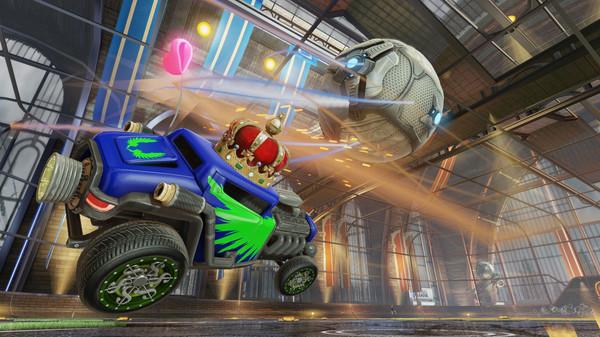 Psyonix no tiene pensado lanzar una secuela de Rocket League a corto plazo